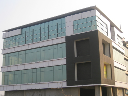 Structural Glass Panel Dimensions : Aluminium composite panel cladding manufacturers ark